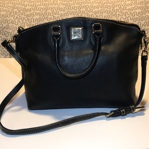 Dooney & Bourke Black Satchel